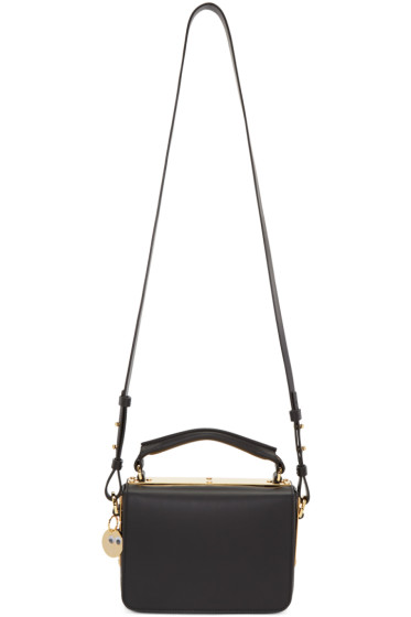Sophie Hulme - Black Finsbury Bag