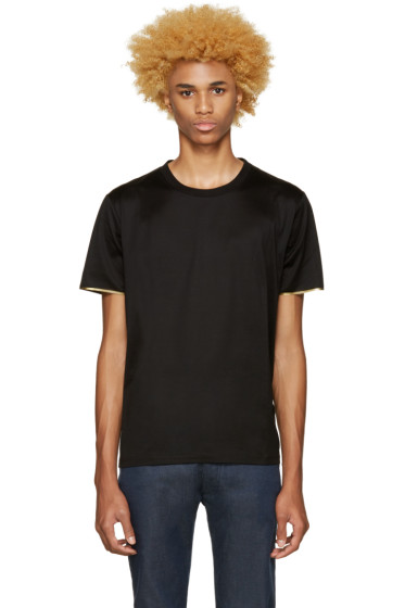 Calvin Klein Collection - Black Nasan T-Shirt
