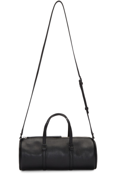 Kara - Black Duffle Bag