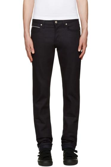 Naked & Famous Denim - Blue Selvedge Super Skinny Guy Jeans