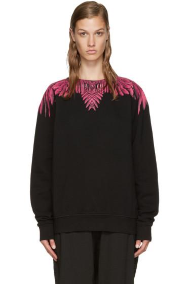 Marcelo Burlon County of Milan - Black Naibi Sweatshirt