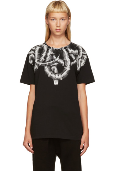 Marcelo Burlon County of Milan - Black Aconcagua T-Shirt