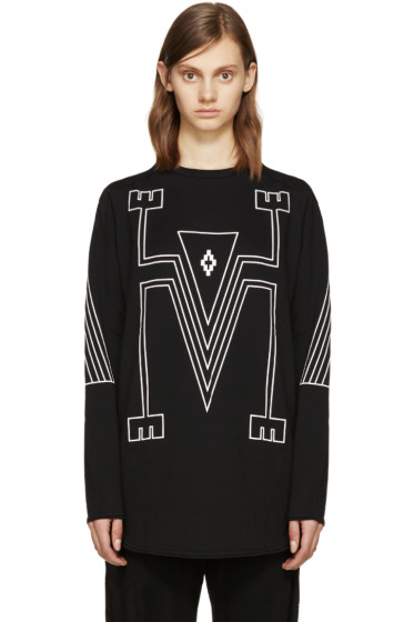 Marcelo Burlon County of Milan - Black Tupungato T-Shirt