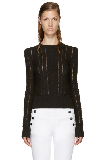 Isabel Marant Etoile - Black Kalyn Sweater
