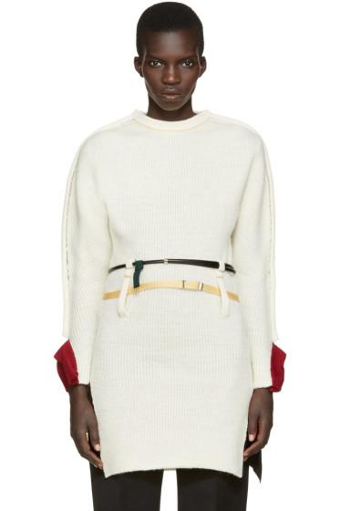 Toga - Ivory Wool Dress