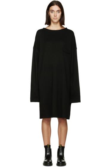 Y's - Black U-Big Pullover