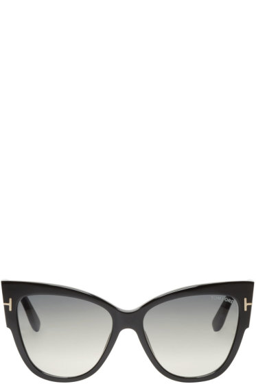 Tom Ford - Black Anoushka Sunglasses