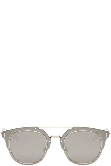Dior Homme - Silver Composit 1.0 Sunglasses