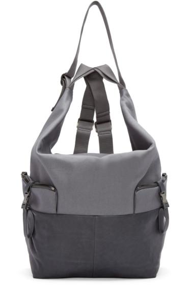 Côte & Ciel - Grey Medium Ganges Alias Backpack