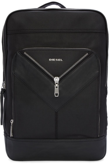 Diesel - Black Mr. V Backpack