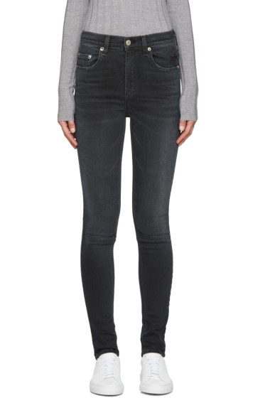 Rag & Bone - Grey Dive Jeans