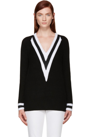 Rag & Bone - SSENSE Exclusive Black Talia Sweater