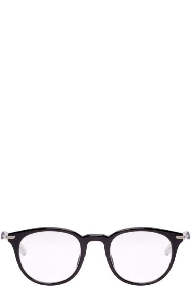 Dior Homme - Black 'Black Tie' 201 Glasses