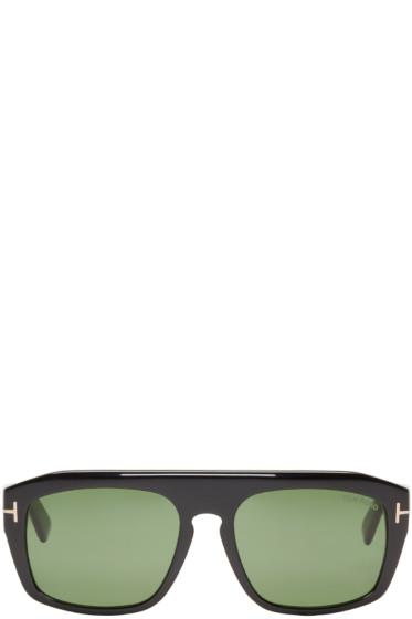 Tom Ford - Black Conrad Sunglasses