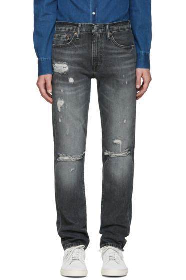 Levi's - Grey Slim 511 Jeans