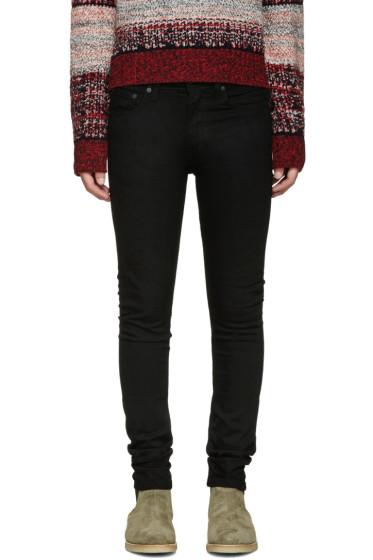 Levi's - Black Extreme Skinny 519 Jeans