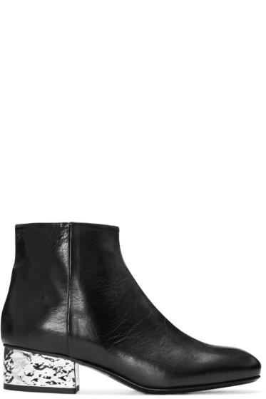 McQ Alexander Mcqueen - Black Shacklewell Boots