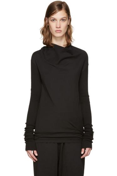 Rick Owens Drkshdw - Black Bonnie T-Shirt