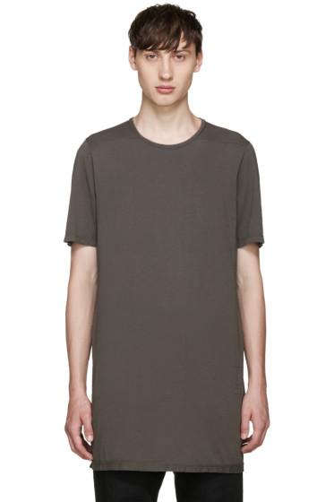 Rick Owens Drkshdw - Grey Level T-Shirt