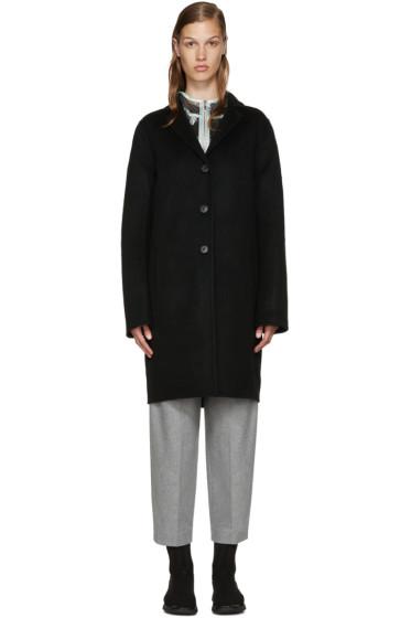 Acne Studios - Black Elsa Double Coat