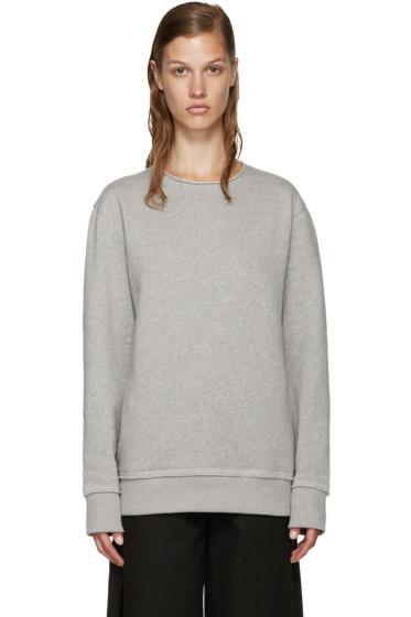 Acne Studios - Grey Carly Sweatshirt