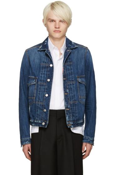 Dsquared2 - Indigo Denim Tokyo Jacket