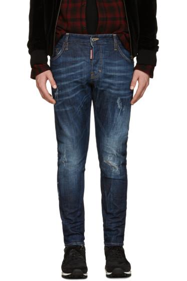 Dsquared2 - Indigo M.B. Jeans