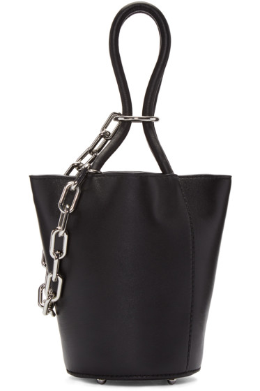 Alexander Wang - Black Mini Bucket Bag