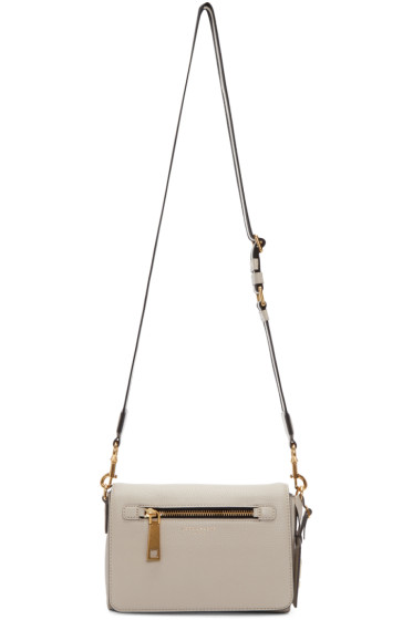 Marc Jacobs - Taupe Small Gotham City Bag
