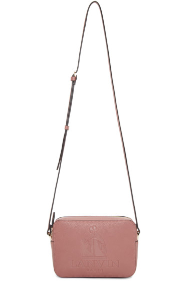 Lanvin - Pink Nomad Camera Bag