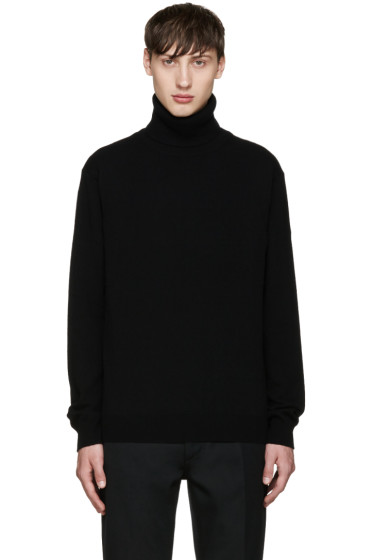 Paul Smith - Black Cashmere Turtleneck