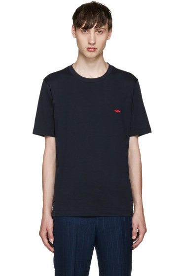 Paul Smith - Navy Lip T-Shirt