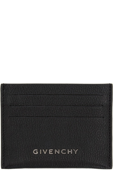 Givenchy - Black Pandora Card Holder