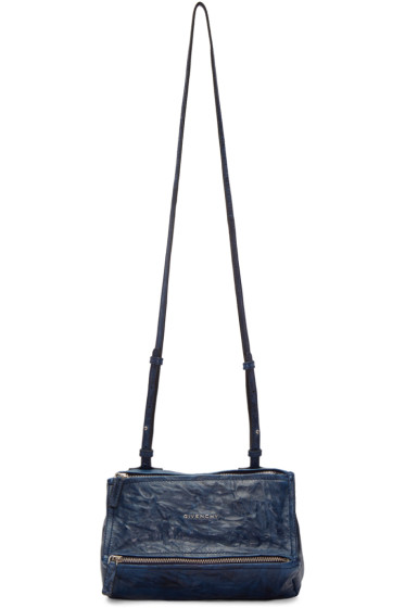Givenchy - Blue Mini Padora Bag