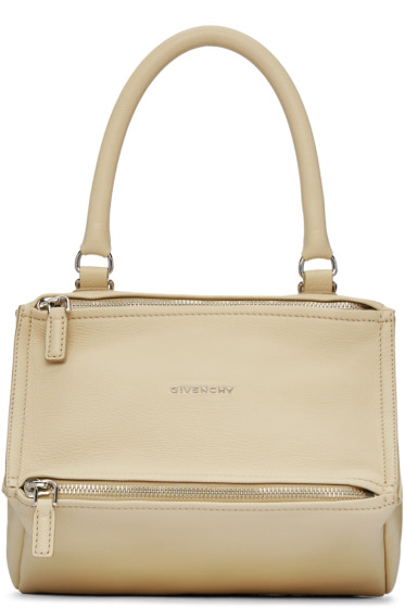 Givenchy - Beige Small Pandora Bag