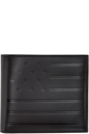 Givenchy - Black American Flag Wallet