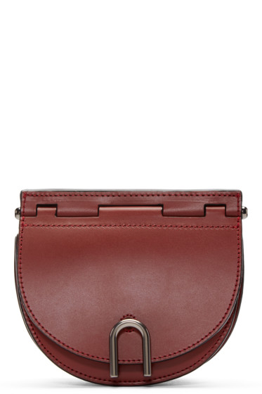 3.1 Phillip Lim - Red Hana Belt Pouch