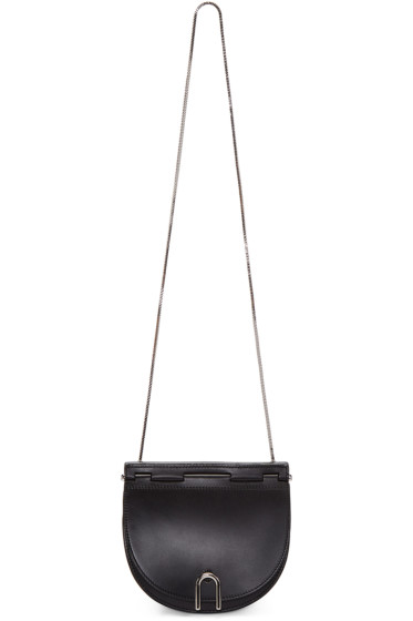 3.1 Phillip Lim - Black Hana Saddle Bag