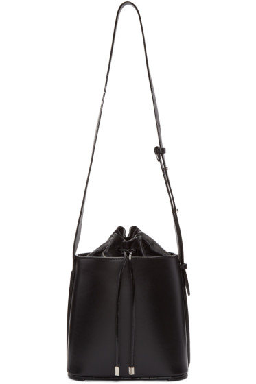 3.1 Phillip Lim - Black Hana Bucket Bag