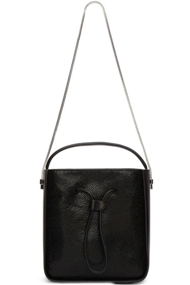 3.1 Phillip Lim - Black Small Soleil Bag