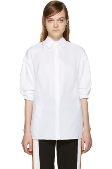 3.1 Phillip Lim - White Poplin Shirt