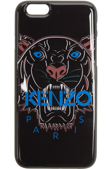 Kenzo - Black Tiger iPhone 6 Case