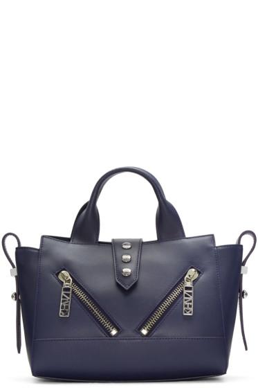 Kenzo - Navy Kalifornia Bag