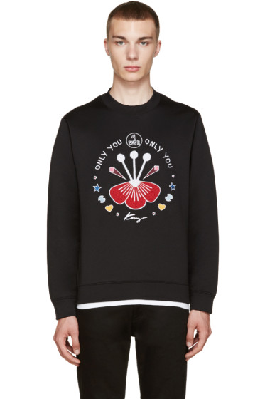 Kenzo - Black Only You Pullover