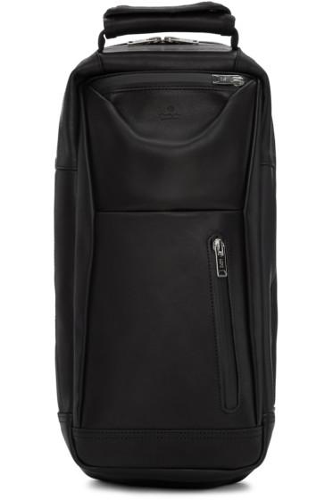 Master-Piece Co - Black Single Shoulder Backpack