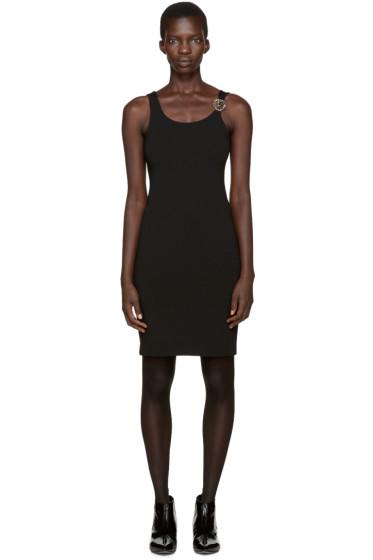 Versus - Black Lion Dress