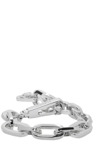 Versace - Silver Chain Bracelet