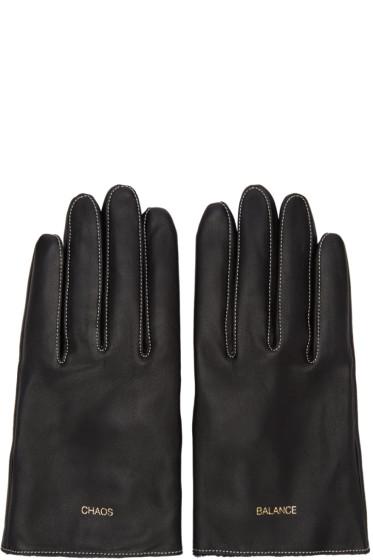 Undercover - Black Balance/Chaos Gloves