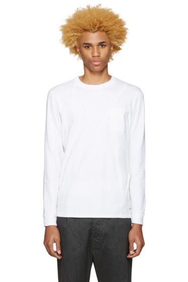 Undercover - White Accent Seam T-Shirt