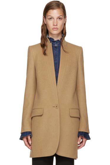 Stella McCartney - Camel Bryce Coat